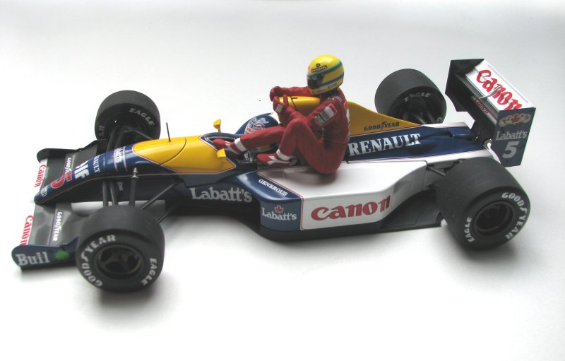 1991williams fw14sennariding