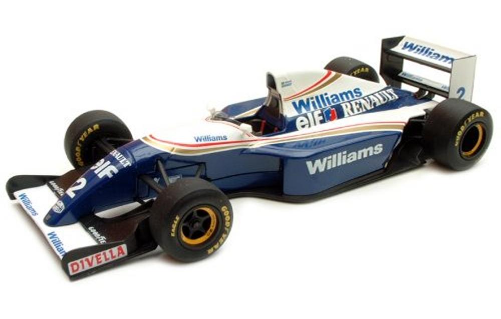 1994williams fw15showcar