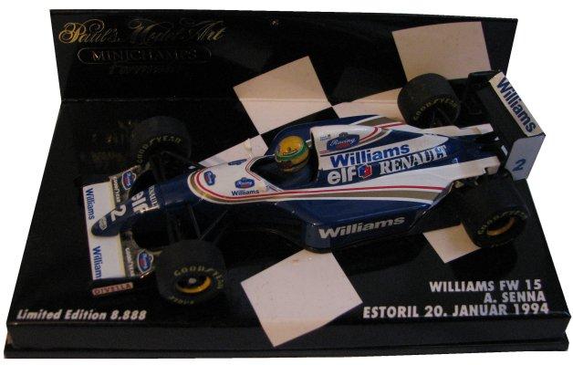1994williams fw15test