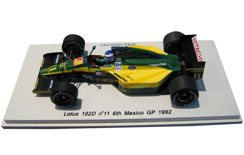 1992lotus102d6thplacemexicogpspark