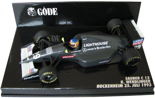 1993sauberc12karlwendlingerhockenheim25juli