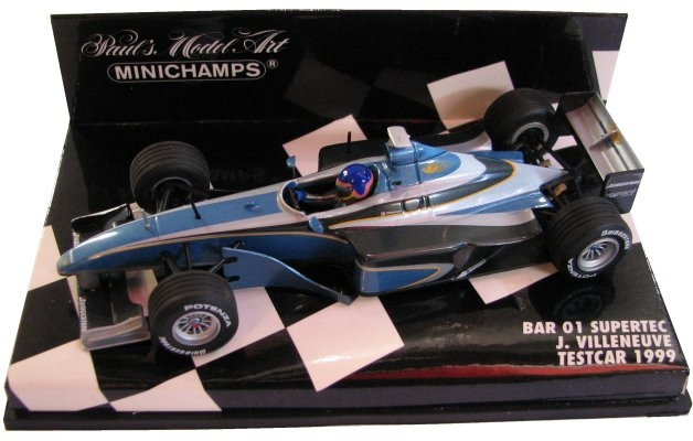 1999bar01supertecjaquesvilleneuvetestcar