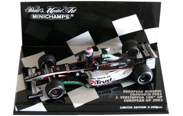 2003europeanminardicosworthps03josverstappen100thgp